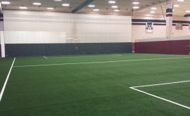 A-Turf at Life Time Fitness indoor facility in Parker, CO