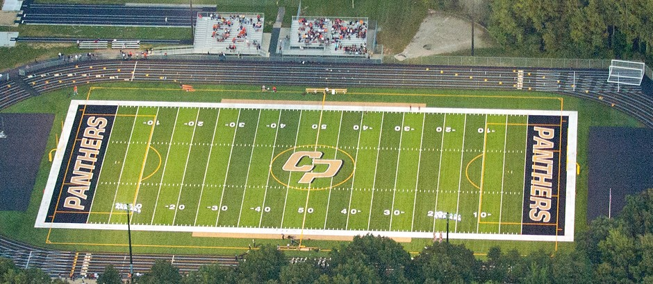 A-Turf multi-field at Comstock Park High School