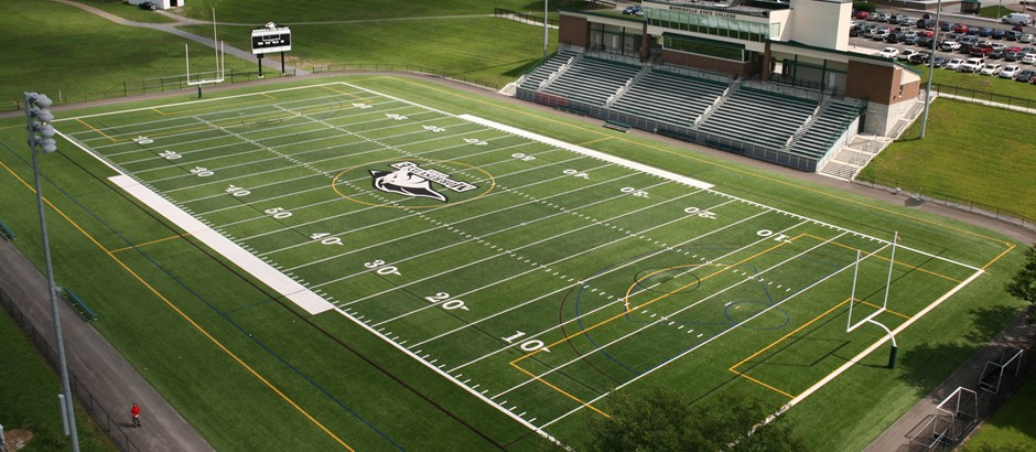 A-Turf multi-sport field at Morrisville State College - State University of New York