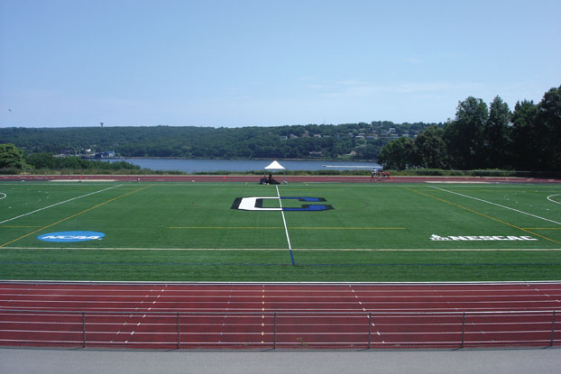 A-Turf for field hockey at Connecticut College