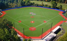 A-Turf Titan field at SUNY Purchase College