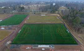 Phoenixville Area School District's A-Turf® multi-sport and softball fields were installed in 2016.